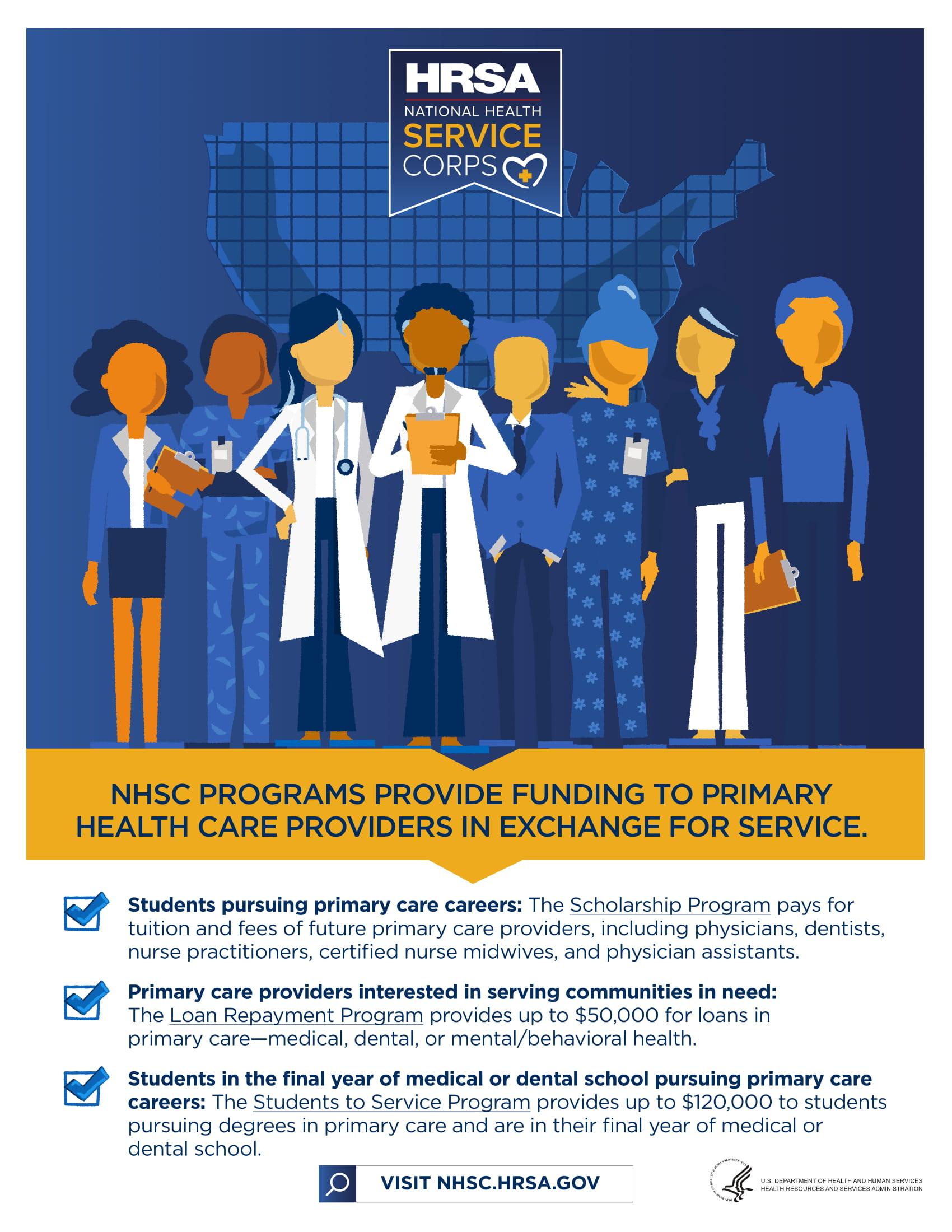 National Health Service Corps Program